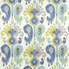 Shop Braemore Journey Aquamarine Fabric at onlinefabricstore.net for $23.65/ Yard. Best Price & Service.