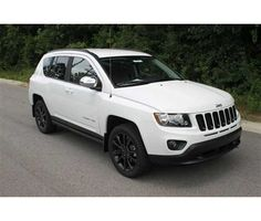 Jeep Compass 2012, would love to do this with my new baby