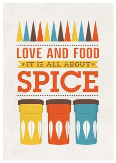 Love is to food as is #spice! #picknpay