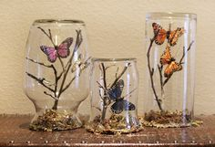 Fairy Jar Lanterns Are Easy To Make And Look Great