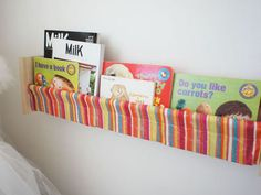 Schmoozing Wall HangerWater Rainbow by Toriee by gainstory on Etsy, $128.00