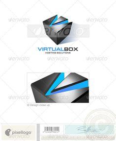 Computer science logo style pdf printer