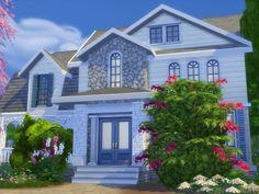 Sophia house by Blackbeauty583 at Beauty Sims via Sims 4 Updates