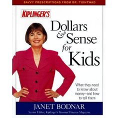 Janet is one of the top thought leaders when it comes to personal finance for kids ...