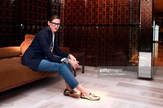Crew's Jenna Lyons poses at the Cafe Boulud in the 4 Seasons Hotel in Yorkville for a story on her favourite things, November 11, 2015.