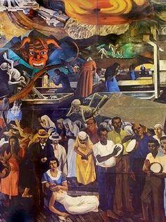 La Plena, 1952, Rafael Tufino Figueroa
