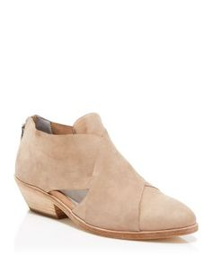 Eileen Fisher Booties - Cluster Cutout | Bloomingdale's
