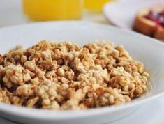 Egy finom Ropogós müzli (granola) ebédre vagy vacsorára? Ropogós müzli (granola) Receptek a Mindmegette.hu Recept gyűjteményében!