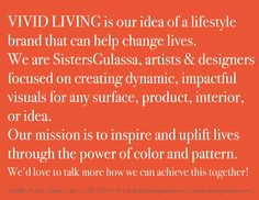 What VividLiving is.