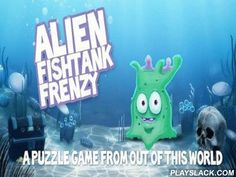 Alien Fishtank Frenzy  Android Game - playslack.com , atomic George had a chromatic alien monster in a vivarium. And it origins serious risk to atomic fishes, because he is eternally empty. supervise to consign a substance to this monster through a set of hindrances. At the first levels everything will be quite simple, and further you will need your intelligence to avoid all hindrances and to consign substance to him. Graphics in the game is shinny and fascinating. Control is not arduous…