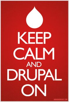 Drupal. What puts food on our table!