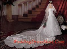 Mary's Bridal.  Collection- Unspoken Romance.  Style/item # F11-5356