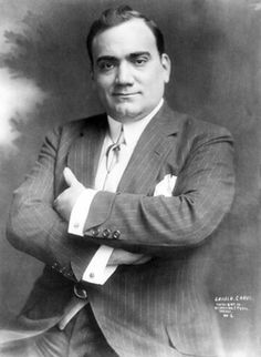 Image result for singer enrico caruso makes american debut in rigoletto