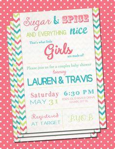 girl baby shower invitation couples baby shower invitation couples baby shower invite baby girl shower invitation