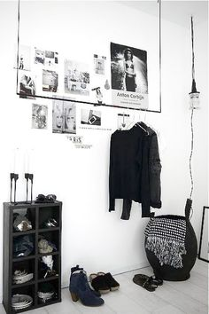 essential closet (via Styling / © Vosges Paris)