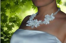 Colliers dans Accessoires de la mariée > Bijoux - Etsy Mariages - Page 11