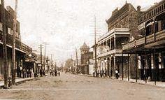 Main St., Houma, LA - 1905 - History of Terrebonne Parish