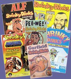 I loved me some Shrinky Dinks