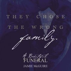 Jamie Mcguire, Beautiful Series, Beautiful Disaster, Book Characters, Funeral, Teaser, Book Lovers, Falling In Love, My Books