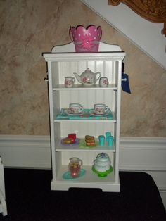 Caroline Cabinet American Girl Doll accessories by BedsandThreads, $85.00