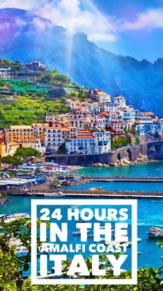 24 Hours In The Amalfi Coast, Italy - Hand Luggage Only - Travel, Food & Home Blog