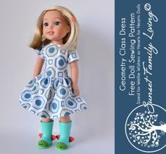 """Geometry Class Dress 