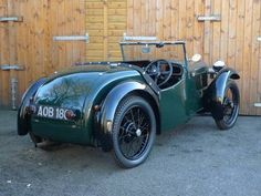 1934 Austin 7 Type 65 (Nippy) - if you are rebuilding your Austin 7 Nippy or Austin Special Contour Autocraft fabricate Austin bodywork panels and bespoke classic car panels - www.contourautocraft.co.uk