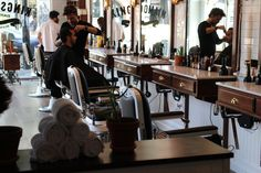modern barber shop - Google Search