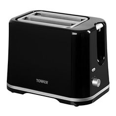 Tower 2 Slice Toaster Black for sale online Cord Storage, Toaster, Home And Garden, Kitchen Appliances, Black, Browning, Essentials, House, Ebay