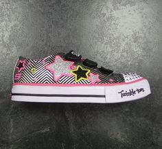 7960b652a317e Sketchers Shuffles Triple Up - Skechers Footwear - MelMorgan Sports. Mel  Morgan Ebbw Vale · TRAINERS · LACOSTE ...
