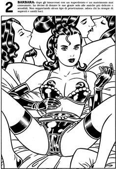"Baldazzini fantasy: Barbara - She gives body and soul to her friends - Art by Roberto Baldazzini - Board ""Art - Roberto Baldazzini"""