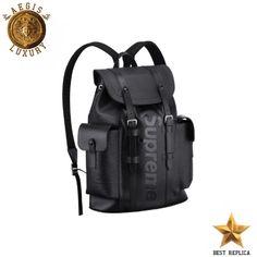 9ed2a011cdc SUPREME Louis Vuitton CHRISTOPHER BACKPACK (SUPREME)  3112  Louısvuıtton   fashion  handbags