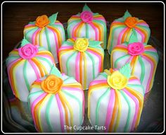 80th Birthday by The Cupcake Tarts (previously Tutta Bella), via Flickr