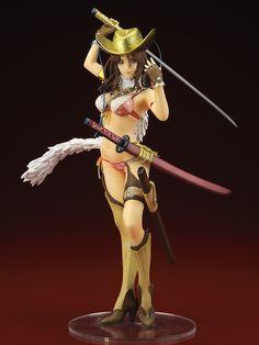 Onechanbara Vortex Aya Alter Version (PVC) la imagen del producto 2