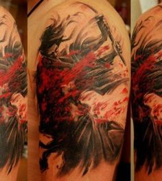 Dmitriy Samohin Tattoos - Tattoos.net