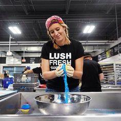 Pin for Later: 11 Dinge, die ihr sicher noch nicht über LUSH wusstet Alle Produkte werden aus frischen Zutaten hergestellt