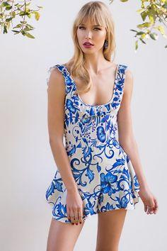 ¿Te gusta este bonito  body  estampado de la firma de  moda 09774f362e556