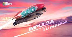 Facebook Ad: Seo impulsa tu marca on Behance