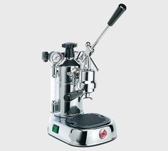 This La Pavoni Professional manual lever espresso maker is a classic choice for the home barista. Get your La Pavoni espresso machine at in Coffee! Machine A Cafe Expresso, Espresso Coffee Machine, Coffee Maker, Cappuccino Maker, Espresso Maker, Cappuccino Coffee, Coffee Beans, Coffee Cups, Coffee Coffee