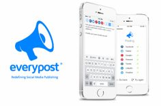 Everypost is social media publishing tool most acclaimed by content professionals & social marketers. Everypost is easiest way to manage and post content to Facebook, Twitter, Google+, Linkedin, tumblr, & many others social networks. Everypost provides unique functionality that allows to post the content without having 140 characters restriction. With Everypost now you are able to manage your Facebook & Google+ pages & also your Linkedin companies.