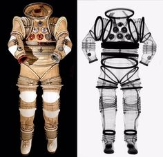 weird space suit - Google Search