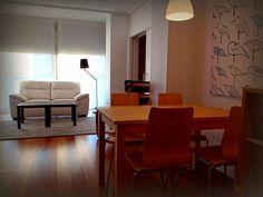 Salón - Apartamento en alquiler en Joaquin Lorenzo, Fuencarral-el pardo en Madrid - 189215714