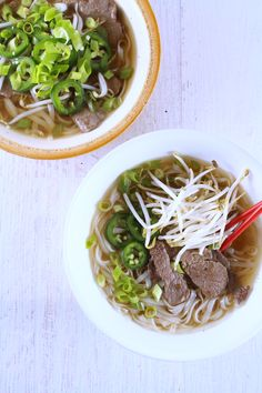Slow Cooker Vietnamese Pho - Solid Gold Eats
