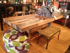 Another kitchen table idea