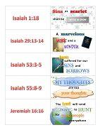 OT Scripture Mastery