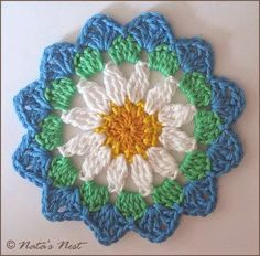 Natas Nest: Crochet scroll down for the English version