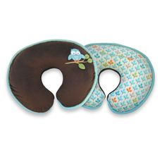 Boppy Luxe Pillow  -- The Boppy is amazing for propping during tummy time as well as a support pillow during the early stages of unassisted sitting.  Helpful for feeding, too!