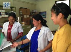 Volunteer Abroad Claudia Leano in Kathmandu Nepal Medical Program https://www.abroaderview.org