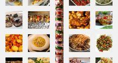 πασχαλινό μενού - best of pandespani - Pandespani.com Menu, Vegetables, Recipes, Food, Menu Board Design, Recipies, Essen, Vegetable Recipes, Meals