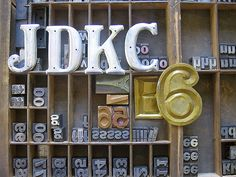 Typeset collection, by Perfectbound (flickr)